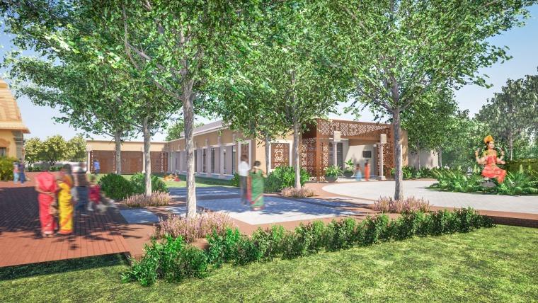 HAWA EDUCATIONAL & CULTURAL BUILDING